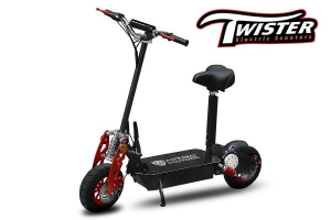 Scuter electric NITRO TWISTER 1000W 48V 6.5 inch0