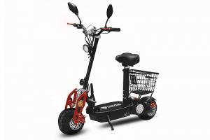 Trotineta electrica Twister 500W 36V Omologat + Suport bagaje0
