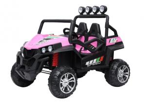 UTV electric pentru copii Golf-Kart S2588 180W PREMIUM #Roz5