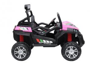 UTV electric pentru copii Golf-Kart S2588 180W PREMIUM #Roz2
