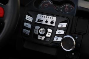 UTV electric pentru copii Golf-Kart S2588 180W PREMIUM #Verde7