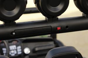 UTV electric pentru copii Golf-Kart S2588 180W PREMIUM #Verde16