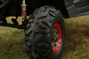 UTV electric Rocker Premium 240W 24V #Negru13