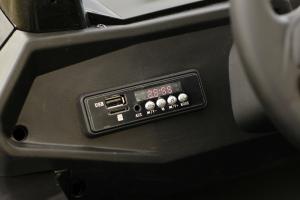 UTV electric Rocker Premium 240W 24V #Negru4