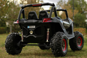 UTV electric Rocker Premium 240W 24V #Negru5