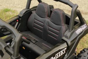 UTV electric Rocker Premium 240W 24V #Negru7