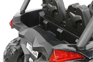 UTV electric Rocker Premium 4x4 140W 12V #Albastru3