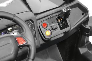 UTV electric Rocker 4x4 140W 12V DELUXE #Albastru [7]