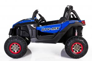 UTV electric Rocker 4x4 140W 12V DELUXE #Albastru [1]