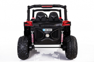 UTV electric Rocker Premium 4x4 140W 24V #Rosu2