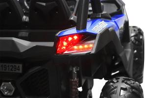 UTV electric Rocker Premium 240W 24V #Rosu1