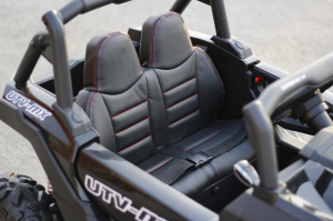 UTV electric Rocker Premium 4x4 140W 24V #Negru [5]