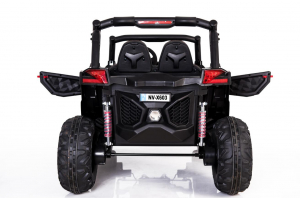 UTV electric Rocker 90W 12V STANDARD #Rosu3