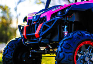 UTV electric Rocker Premium 4x4 140W 24V #Roz5