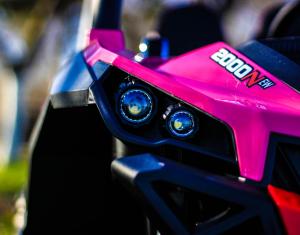UTV electric Rocker Premium 4x4 140W 24V #Roz6
