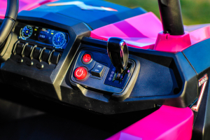 UTV electric Rocker Premium 4x4 140W 24V #Roz10