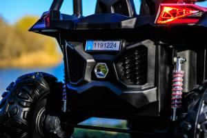 UTV electric Rocker Premium 4x 35W 24V #Roz11