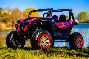 UTV electric Rocker Premium 4x4 140W 24V #Roz1