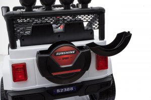 Kinderauto Jeep Sunshine 4x45W PREMIUM #ALB5