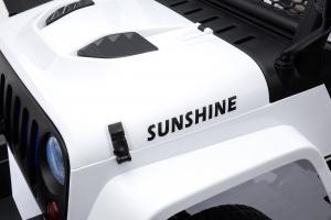 Kinderauto Jeep Sunshine 4x45W PREMIUM #ALB3
