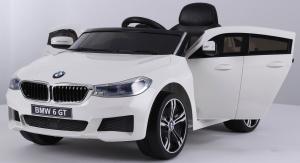 Masinuta electrica Bmw Seria 6 GT 12V PREMIUM #ALB3