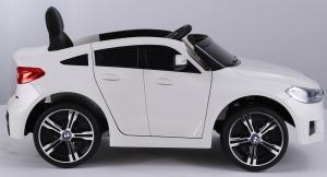 Masinuta electrica Bmw Seria 6 GT 60W 12V STANDARD #ALB [8]