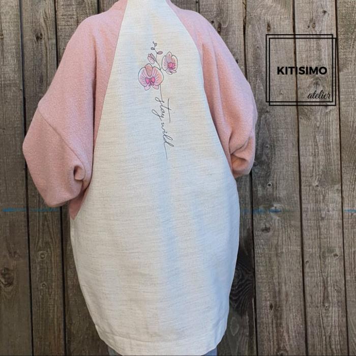 Palton din lana-model unicat [2]