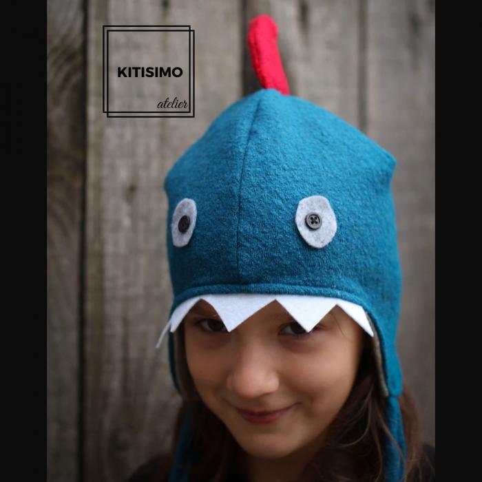 Caciula blue shark [0]