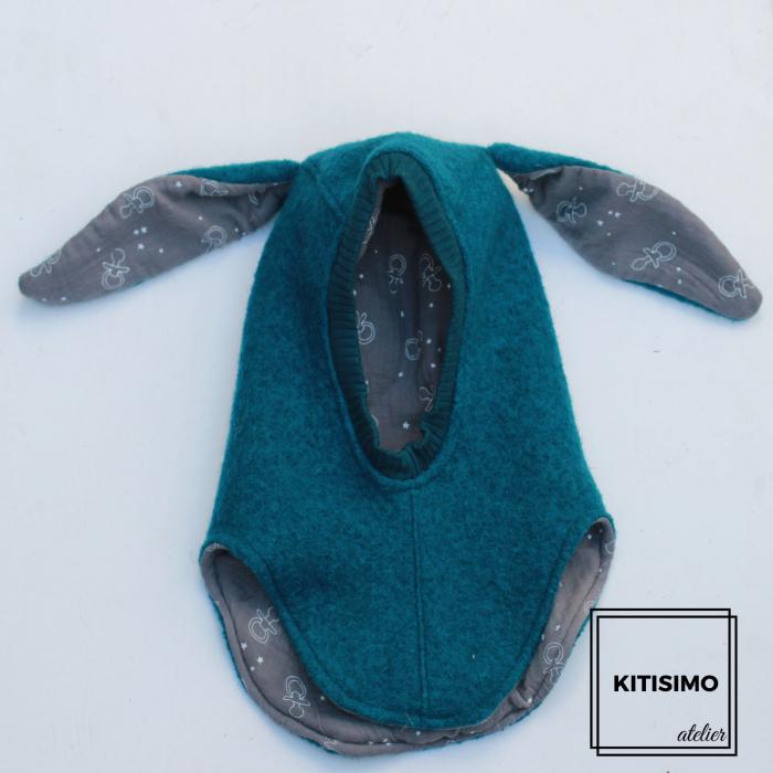 Cagula blue bunny [1]