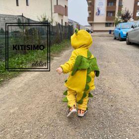 Costum yellow dino [0]
