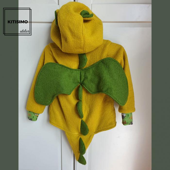 Haina yellow dino [0]