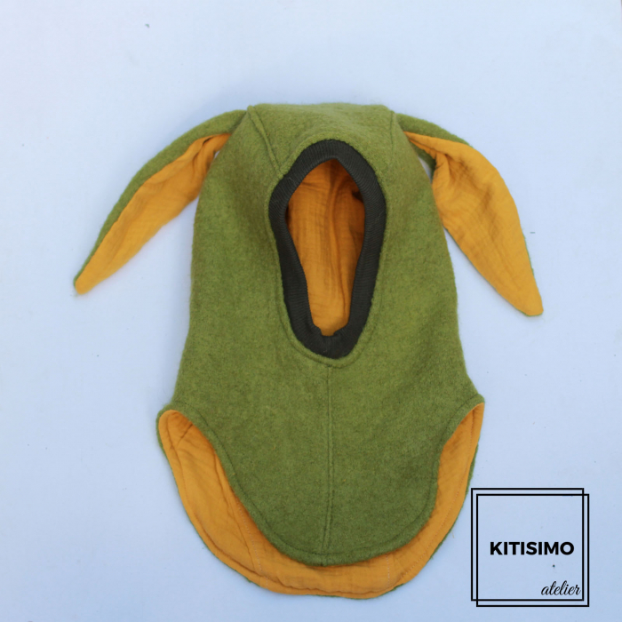 Cagula green bunny [2]
