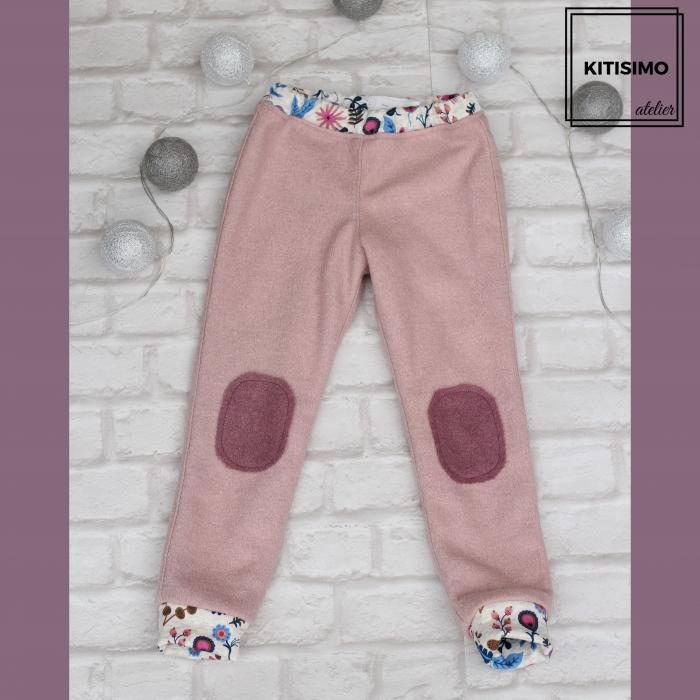 pantaloni pink [0]