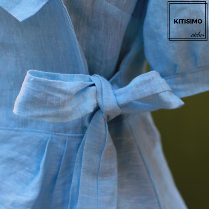 Straie, Bluza Romantic Blue, In [2]