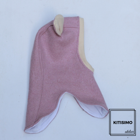 Cagula pink bear [1]
