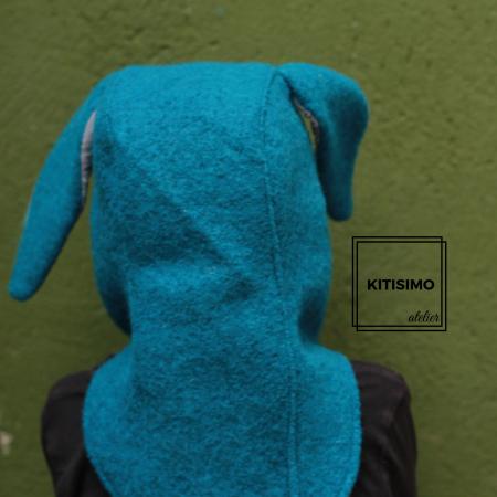 Cagula blue bunny [3]