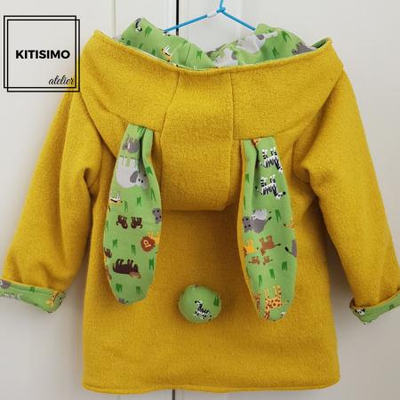 Haina Yellow bunny [0]