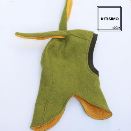 Cagula green bunny [1]
