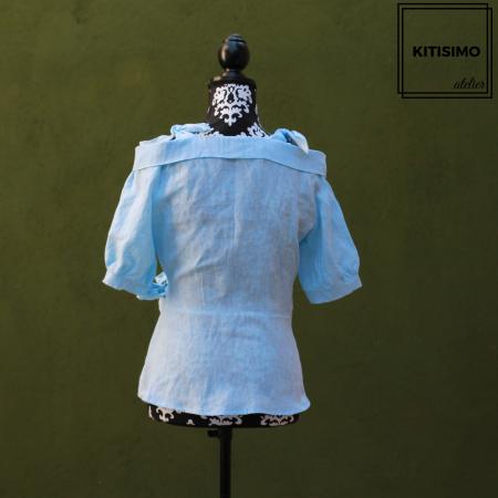 Straie, Bluza Romantic Blue, In [3]