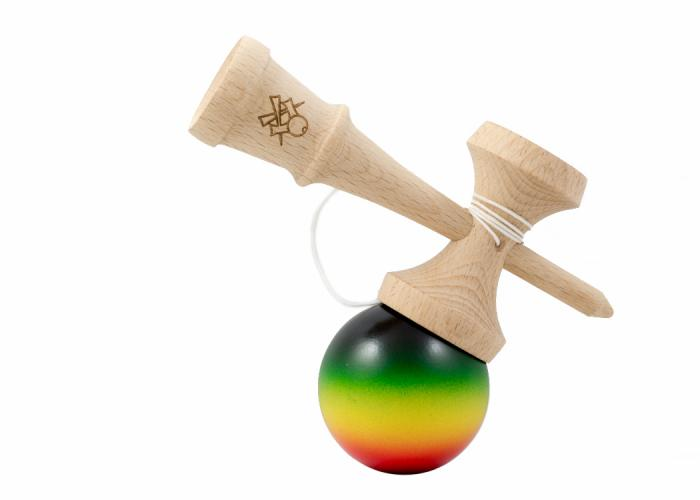 KENDAMA SWEETS PRIME CUSTOM – MIDNIGHT RASTA – ATACK 2