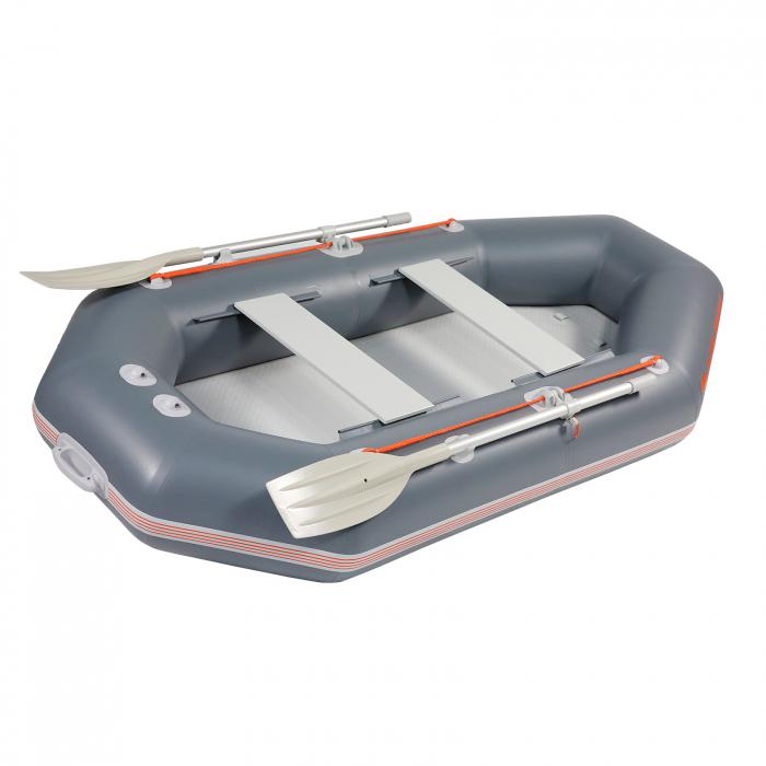 Barca Pneumatica KOLIBRI K-260TS + podină Tego [0]