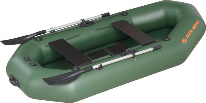 Barca K-270T + podină pliabilă semirigidă [2]