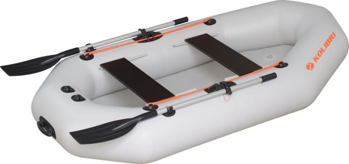 Barca K-290T + podină Tego [0]