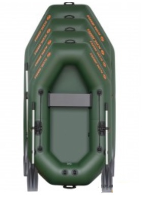 Barca Pneumatica KOLIBRI K-300CT + podină Tego 4