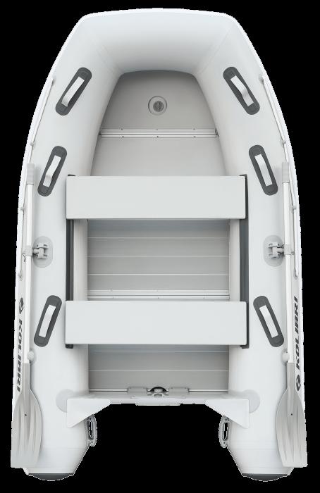 Barca KM-270DXL + podina de aluminiu 2