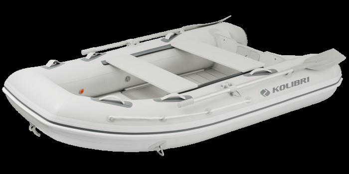 Barca KM-270DXL + podina Air Deck 1