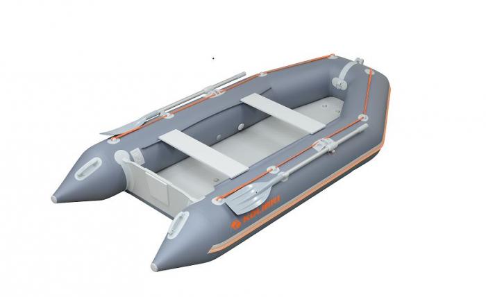 Barca KM-280 + podină tego [0]