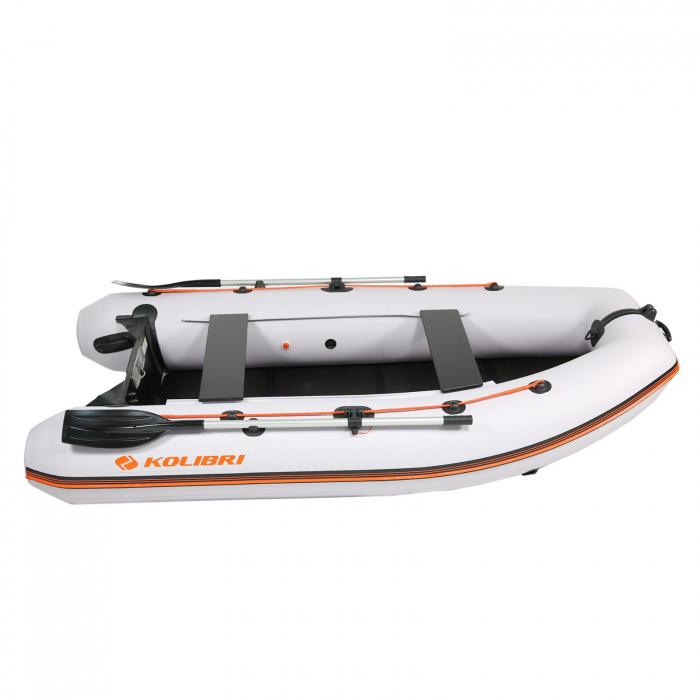 Barca Pneumatica KOLIBRI KM-280DL + podină Tego [1]