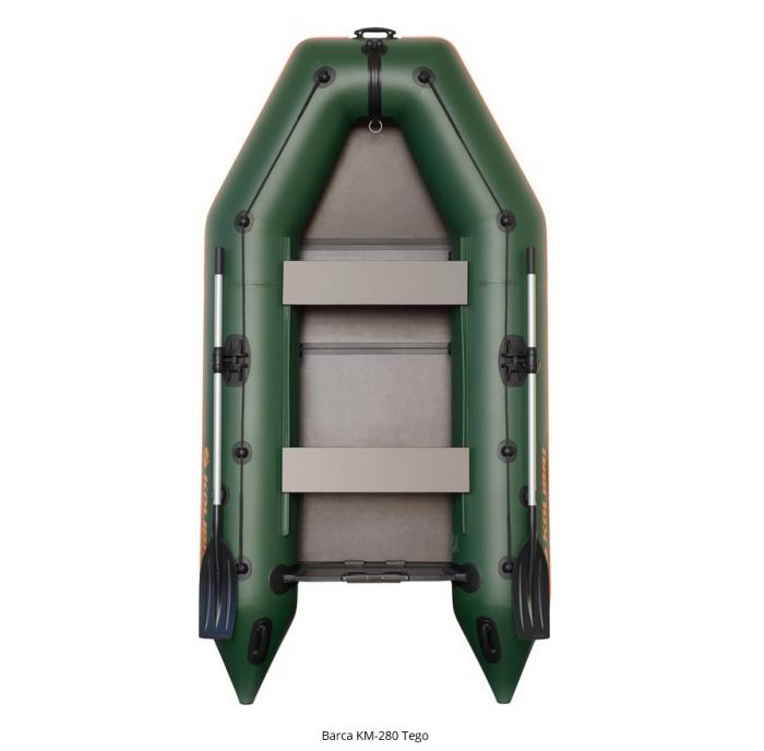 Barca Pneumatica KOLIBRI KM-300 + podină Tego 1