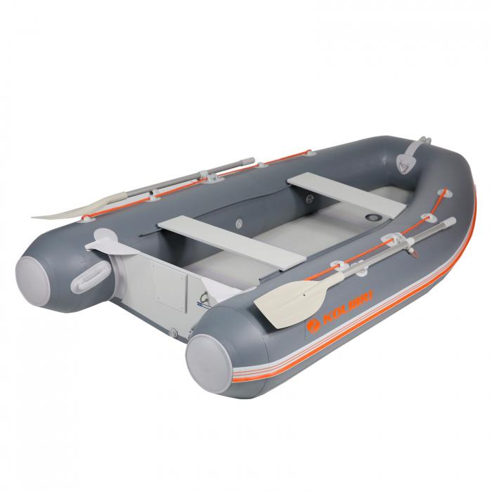 Barca KM-330DL + podină Tego [0]